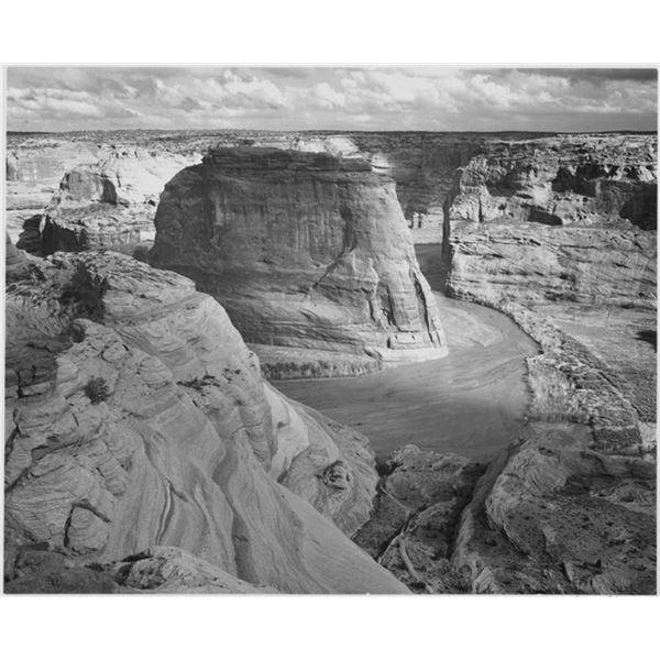 Adams - Canyon de Chelly Arizona 2