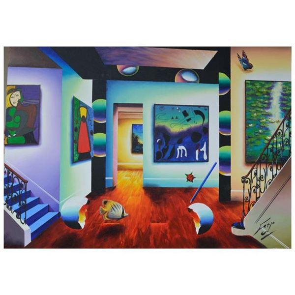 Miro's Fancy by Ferjo Original