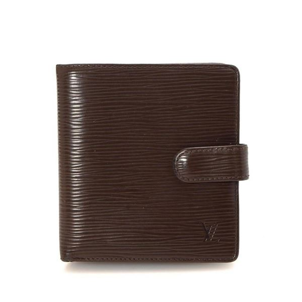 Louis Vuitton Brown Moka Wallet