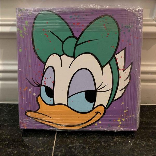 "Paulina Del Mar ""Daisy Duck Purple"""
