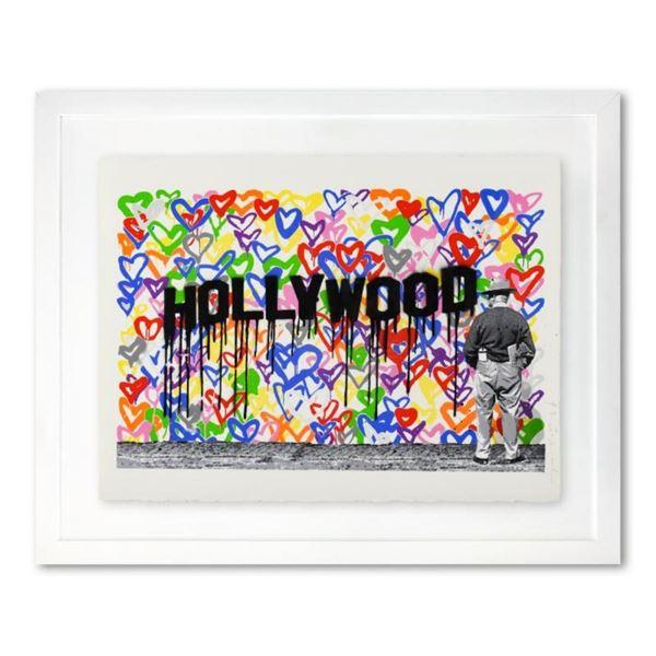 Hollywood by Mr Brainwash