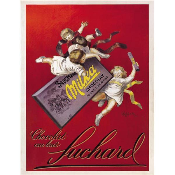 Leoneto Cappiello - Chocolate Suchard