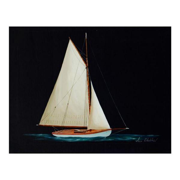 One Masted Yacht by Blokhin Original