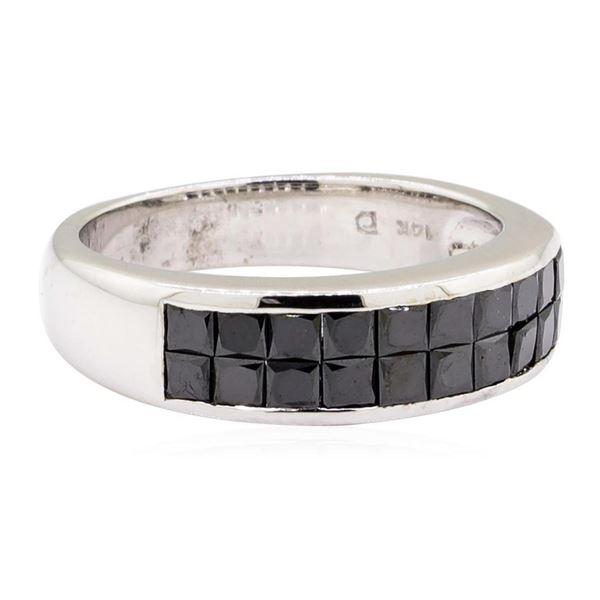 1.55 ctw Princess Cut Diamond Ring - 14KT White Gold