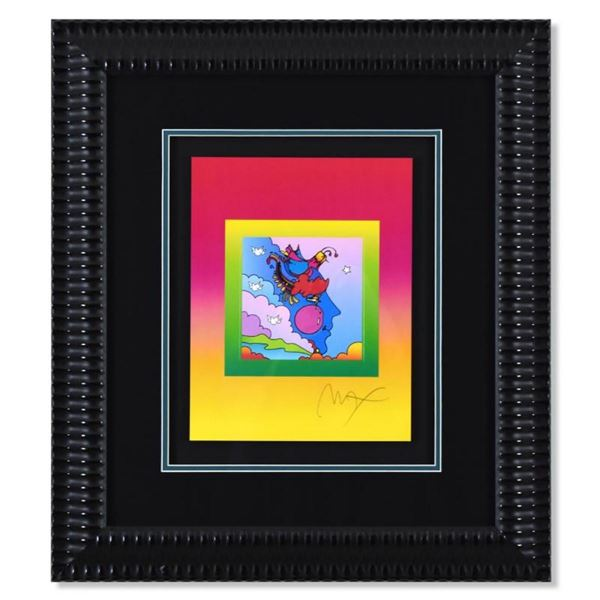 Woodstock Profile on Blends by Peter Max