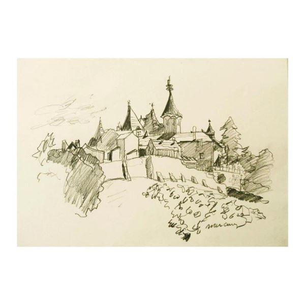Mercurey, Burgundy by Ensrud Original