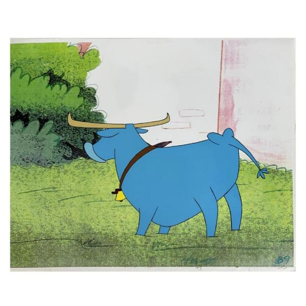 Production Art by Pink Panther Original