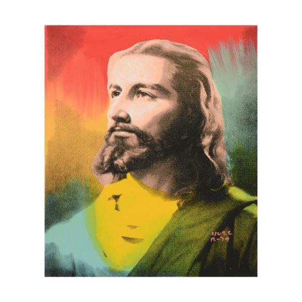 "Jesus by ""Ringo"" Daniel Funes"