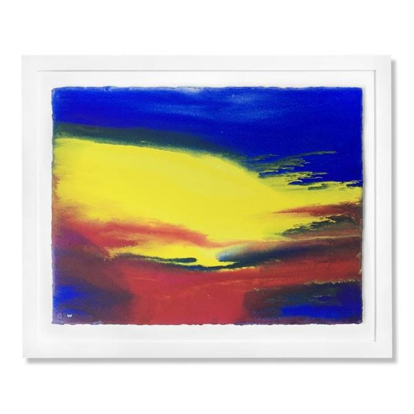 Abstracting 4 by Wyland Original