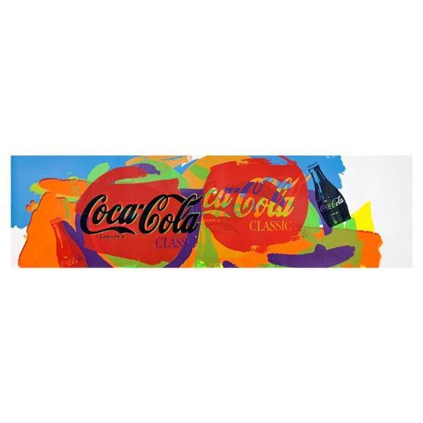 Coca-Cola Tops by Steve Kaufman (1960-2010)