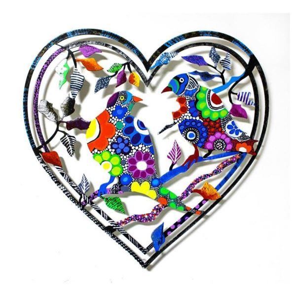 Love Birds XIX by Govezensky Original