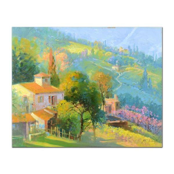 Hidden Hills by Feng Original