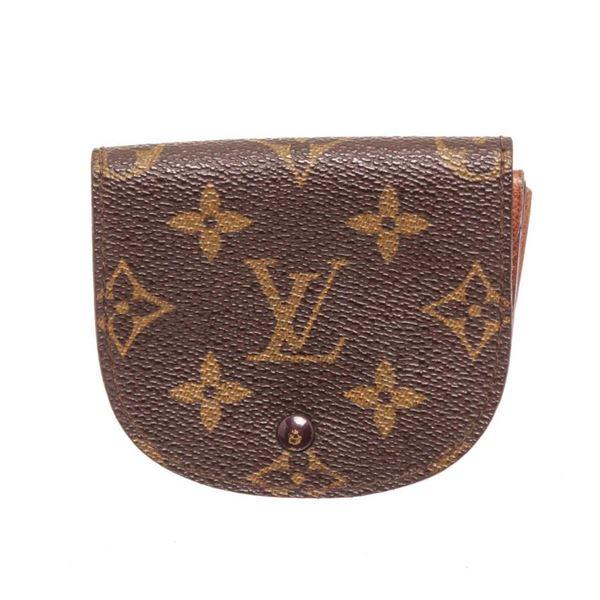 Louis Vuitton Brown Monogram Zippy Coin Purse