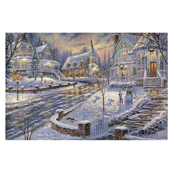 Christmas Snow by Finale, Robert