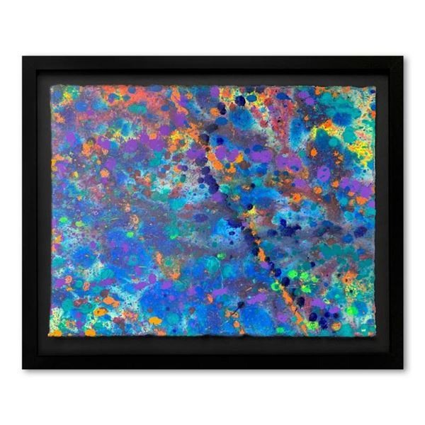 Coral Colors 52 by Wyland Original