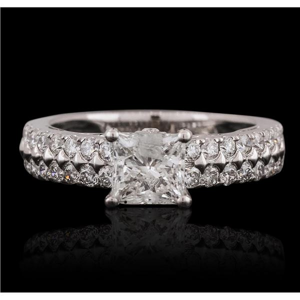 18KT White Gold 2.02 ctw Diamond Ring