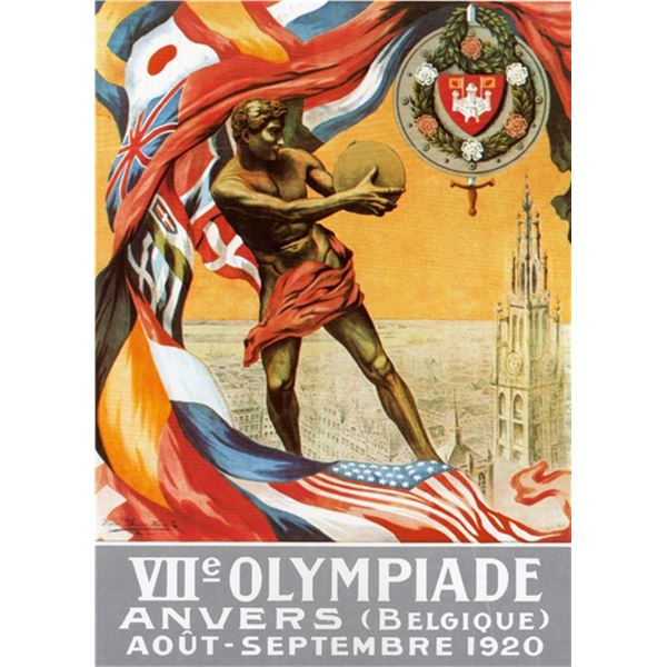 Anonymous - Belgique 1920