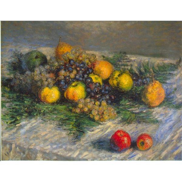 Claude Monet - Still Life