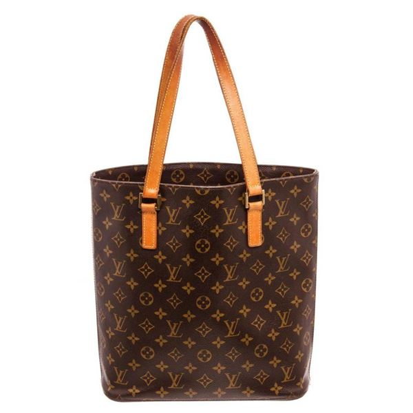 Louis Vuitton Brown Monogram Vavin GM Tote Bag