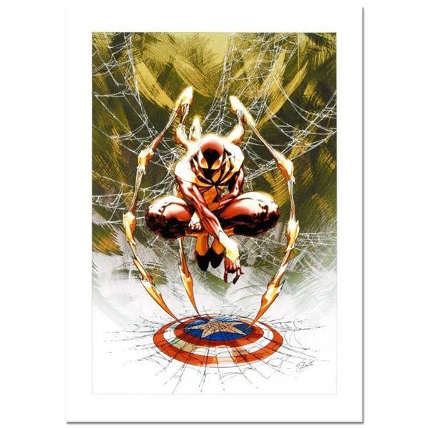 Civil War #3 by Stan Lee - Marvel Comics
