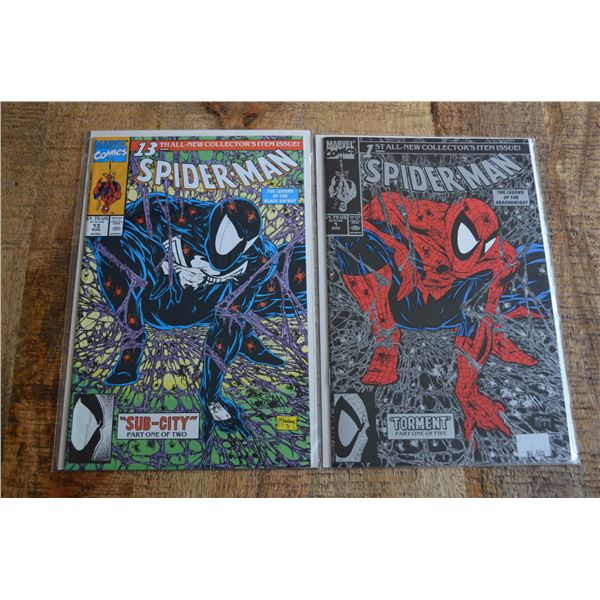 Spiderman 1 Comics