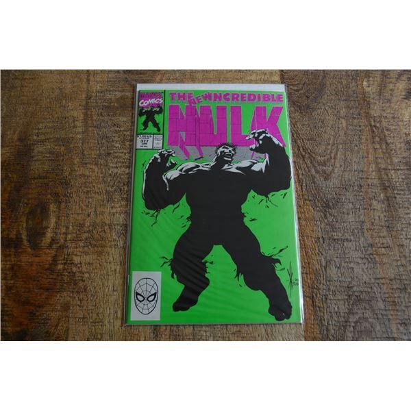 Incredible Hulk 377