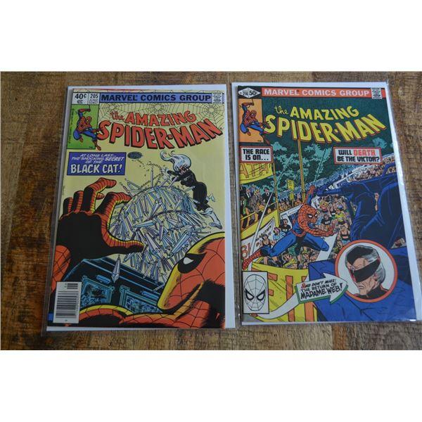 Amazing Spiderman 205 216