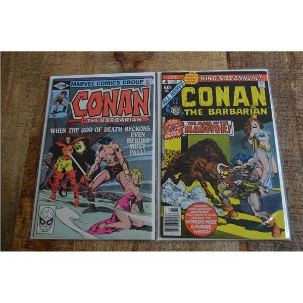 Conan 120, Annual 4