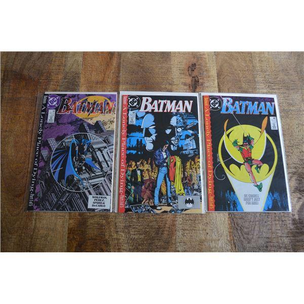 Batman 440-442