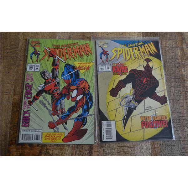 Amazing Spiderman 396 401