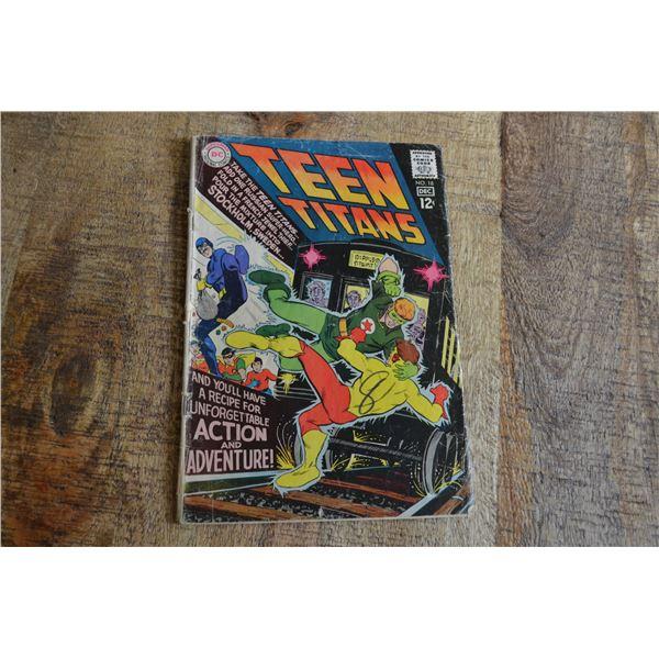 Teen Titans 18