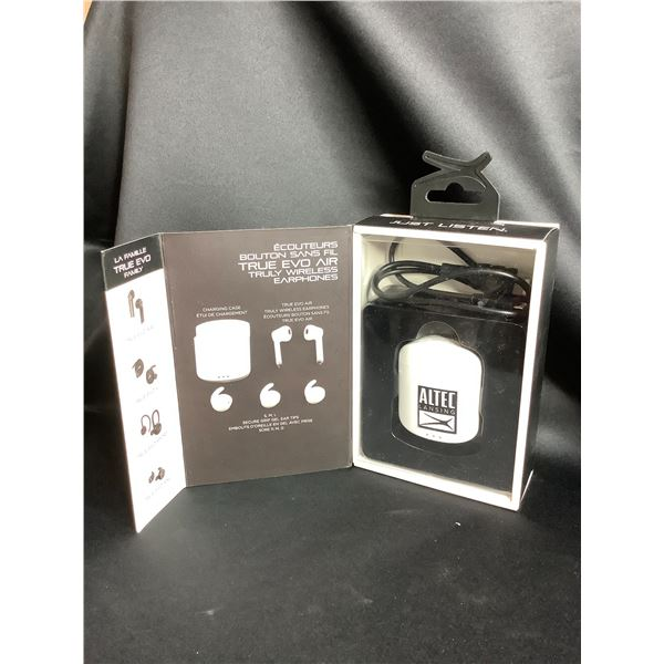 TESTED WORKING ALTEC LANSING WIRELESS EARBUDS