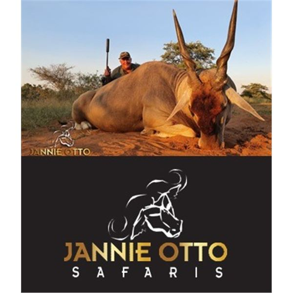 Cape Spiral Horn Antelope Hunt in South Africa