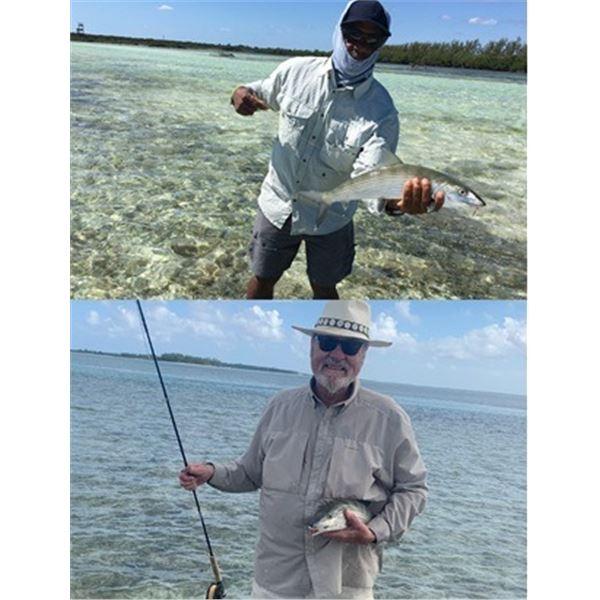 Bonefish Fishing in Abaco Bahamas