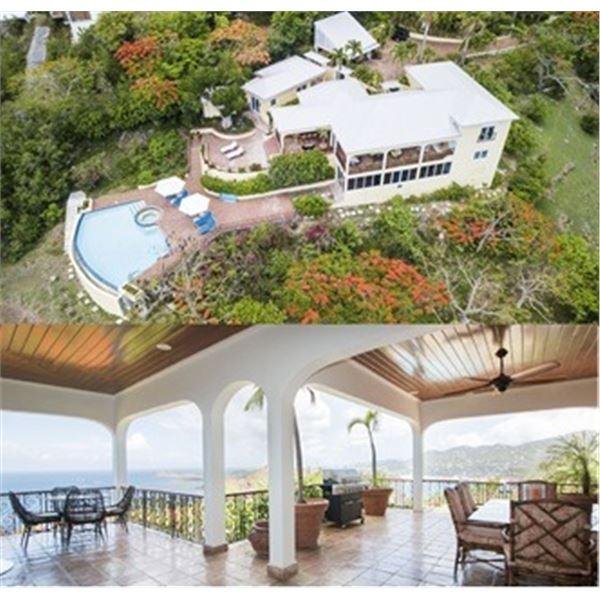 Private Villa in St. Thomas