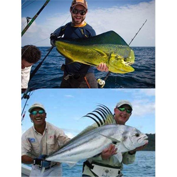 Fishing & Rainforest Adventure in Cost Rica