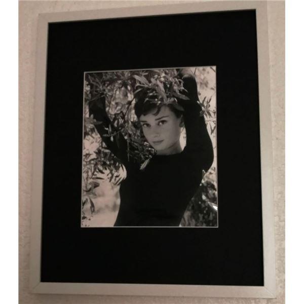 PHILIPPE HALSMAN (1906-1979) Audrey Hepburn, Italy, July, 1955.