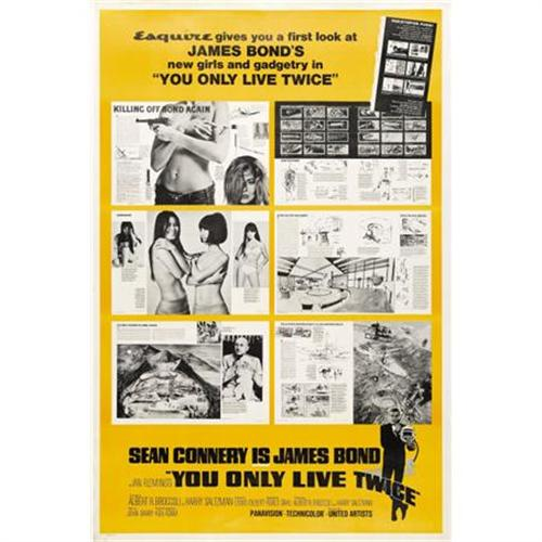 You Only Live Twice (United Artists, 1967)