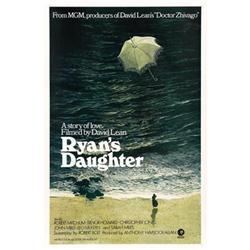 Ryan's Daughter (MGM, 1970). One Sheet (27  X