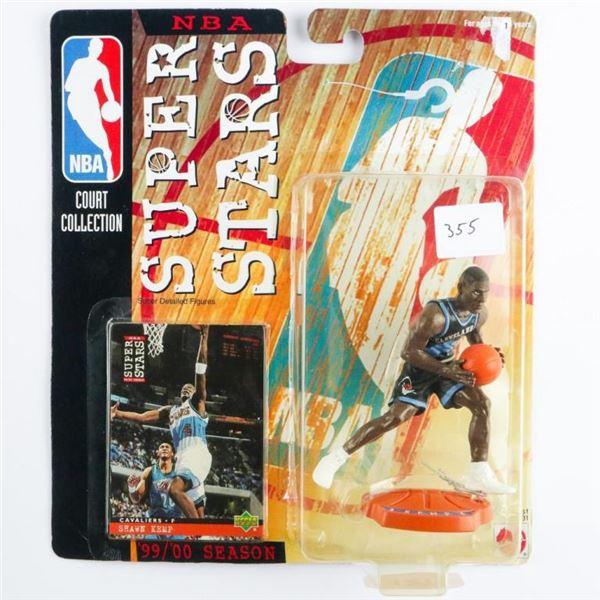 NBA - Court Collection Super Stars - 99/00  Season 'Shawn Kemp' Cavaliers