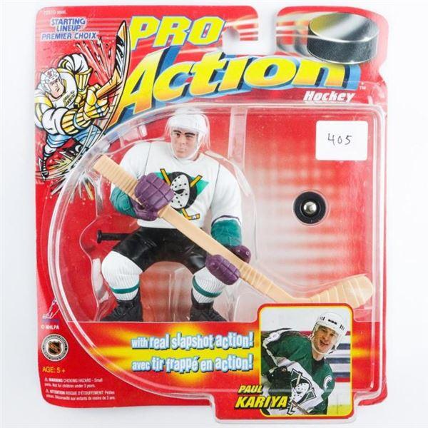 Starting Line Up - Pro Action 'Paul Kariya'