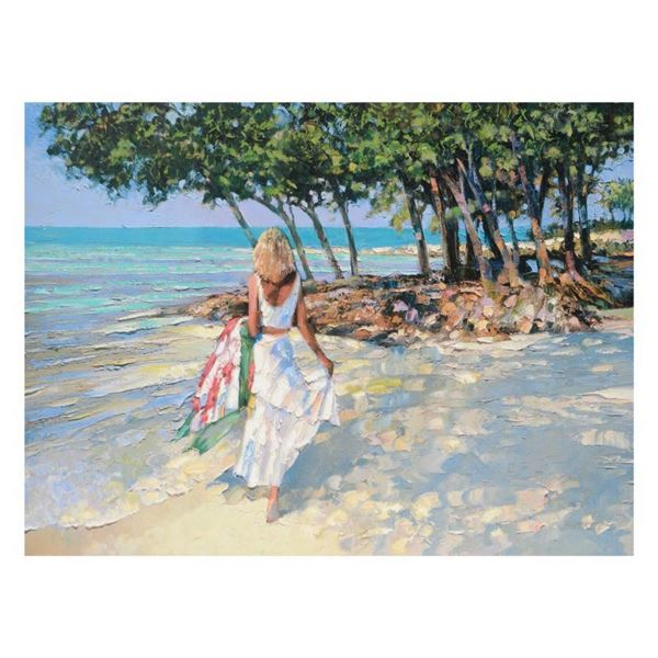 """Howard Behrens (1933-2014) """"My Beloved"""" Limited Edition Giclee"""
