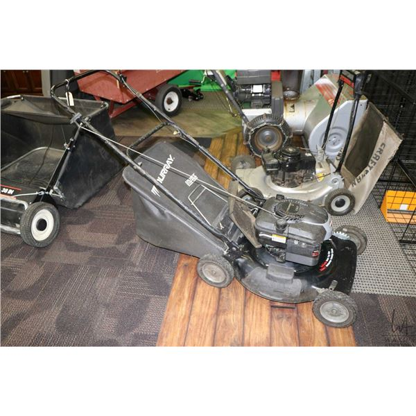 """Murray Select 22"""", 6 HP rear bag mower, working at time of cataloguing"""