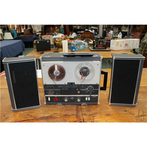 Sony model 500A reel to reel tape recorder/player, not tested at time of cataloguing