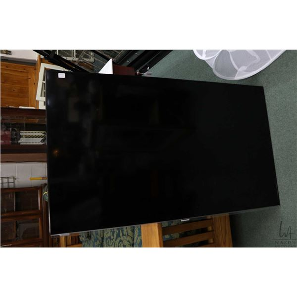 Panasonic LCD television model TC-L50E60 with remote, note no stand included