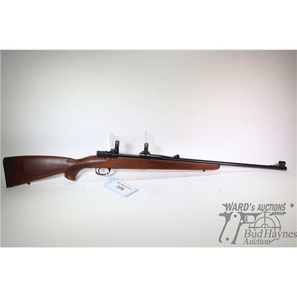 Non-Restricted rifle Zastava LKM70 Non-Restricted rifle Zastava model LKM70 6.5 X 55 SE bolt action