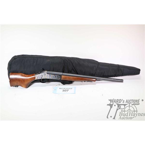 "Non-Restricted shotgun New England Firearms Co. model Mini Pardner Model SB1, 410Ga 3"" Single Shot h"
