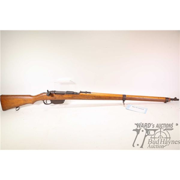 Non-Restricted rifle Styer model M95, Non-Firing bolt action, w/ bbl length 30  [Blued barrel and re