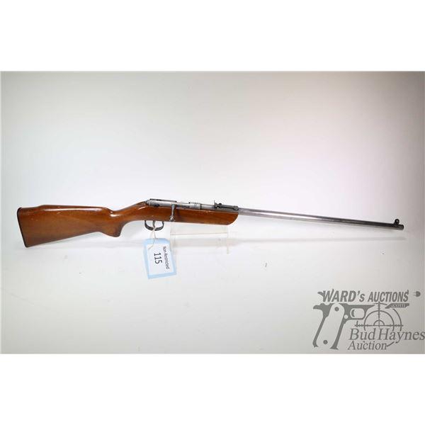 Non-Restricted shotgun Anschutz GMBH ULM/D model Garden Gun, 9mm Glatt (9mm Flobert) Single Shot bol