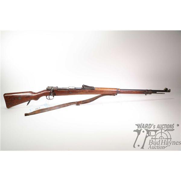 Non-Restricted rifle Mauser (Spandau 1901) GEW.98 Non-Restricted rifle Mauser (Spandau 1901) model G